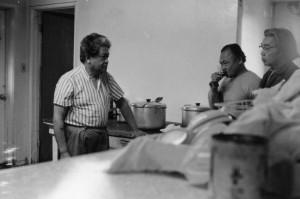 Philip Vera Cruz (right)