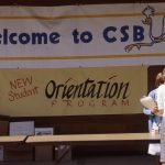 California State College New Student Orientation Program