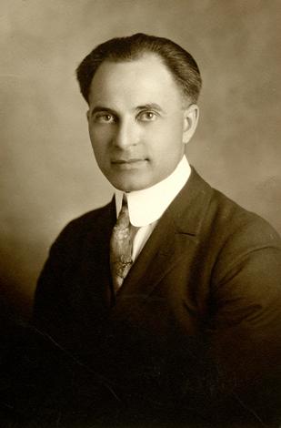 John Pedersen, Architect