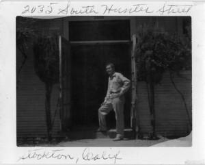 2035 South Hunter Street  Stockton, CA. No Date