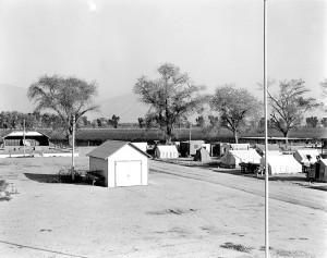 Community center, Kern County, California