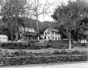 Camp for homeless men 1, Hot Springs, California