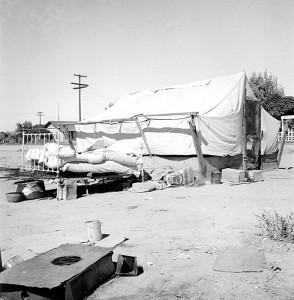 Home of Oklahoma refugee