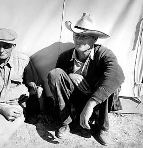 Migrant worker, California