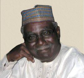 Solomon Iyasere Sr.