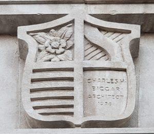 Biggar Crest
