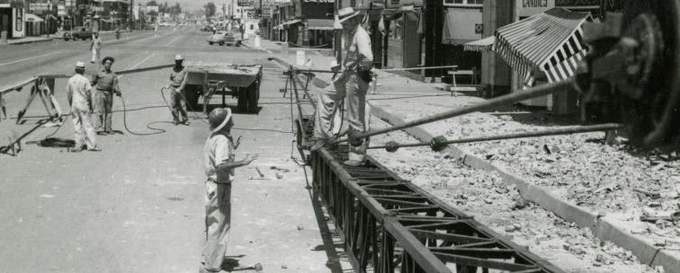 1952 earthquake